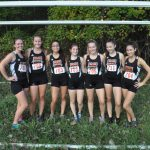 Cross Country Teams run in GLC