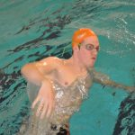 Swim wins – Records set.