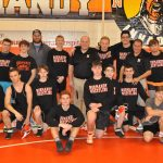 Normandy Wrestling v Garfield Heights & Black River