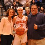 Girls Basketball v Bay – Record Night for LaPlaca