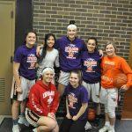 Girls Basketball home but a VF