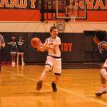 Boys Basketball wins v Trinity