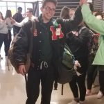 State Bound Clap out for swimmer – Eric Norman!