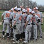 Baseball Scrimmages Cancelled
