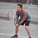 Tennis today postponed…make up date set