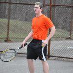 Tennis Today at Nordonia – Monday 3/26/18