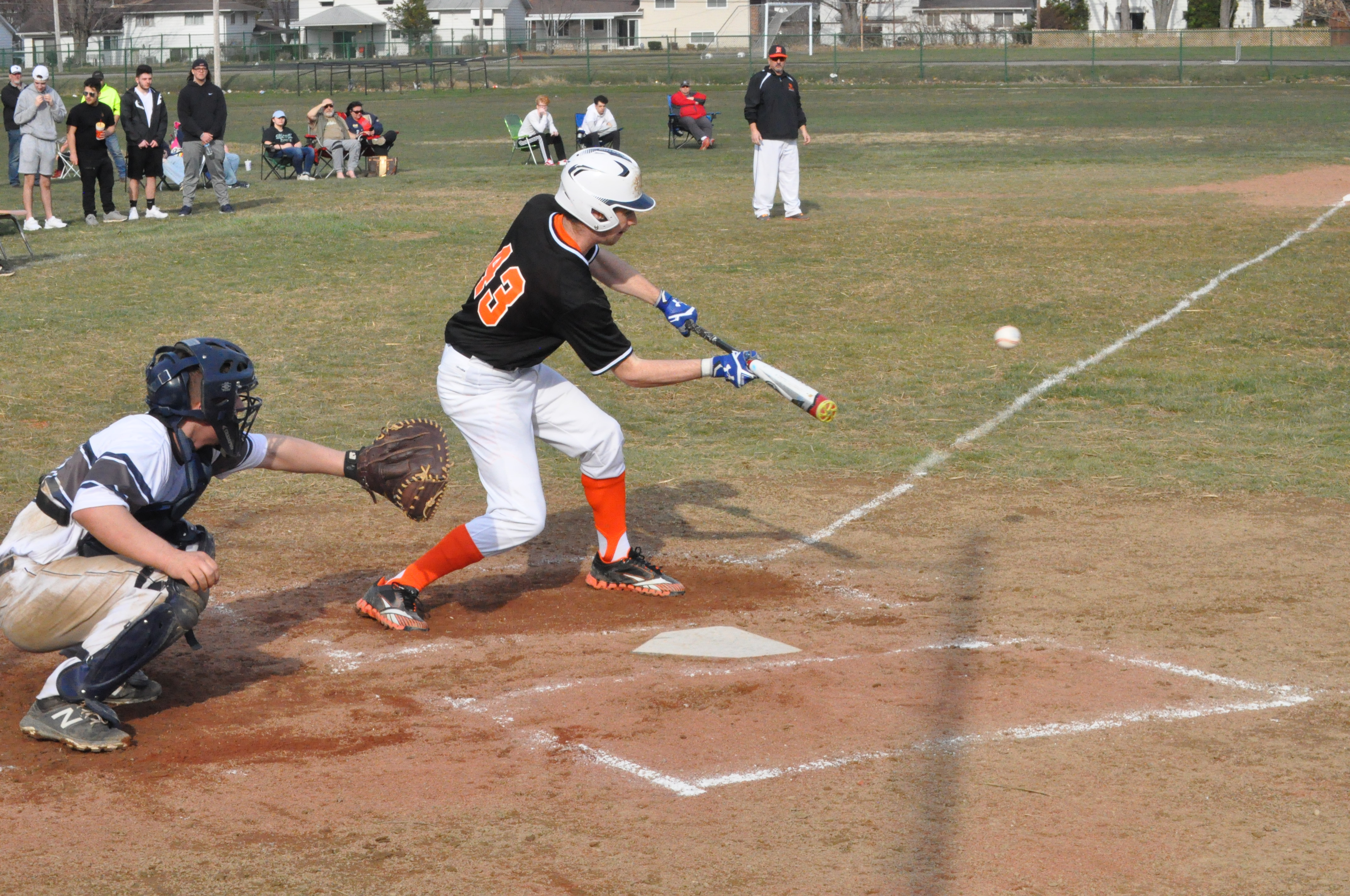 Baseball games added for today – April 20th