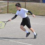 No Tennis on Tuesday 4/17/18