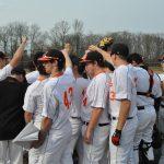 May 4th Freshman Baseball