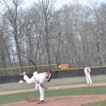 Baseball Make up changes with Holy Name
