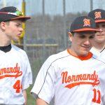 Game added for Varsity Baseball today