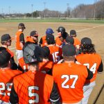 Baseball postponed – changes and make up date set