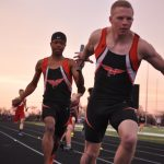 Byers Field Relays – Boys Track team wins!