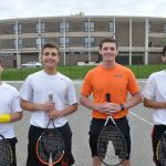 Tennis Closes out the season
