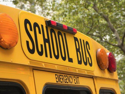 Bus Schedule through 8/25