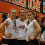 Volleyball v Bedford Photo Gallery