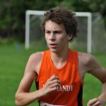 Cross Country teams run in the GLC Preview
