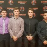 Boys Soccer GLC Award Winners