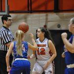 Girls Basketball v Revere Photo Gallery