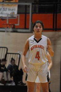 Girls Basketball Photo Gallery v Rocky River