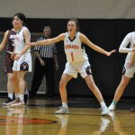 Girls Basketball Photo Gallery v Rocky River