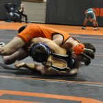 Wrestling photo gallery v Bay Village and VF