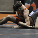 Invader Grapplers Compete in the 34 Team North Coast Classic