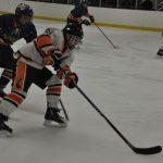 Hockey on the road Friday
