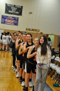 Girls Basketball photo gallery v Valley Forge