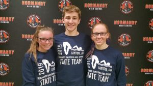 Normandy Swim and Dive State Qualifier Photo Gallery