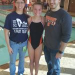 Making History in Swimming and Diving