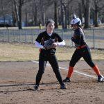 Softball for Monday 4/15/19