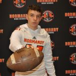 Football player profile with Jeremy Wrege