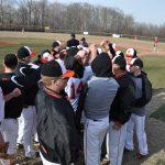 Baseball  changes for Thursday 5/2/19