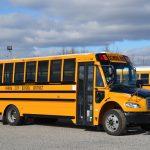 Bus Schedule for week of 4/22/19