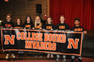 College Bound Invaders photo gallery Signing day