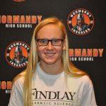 College Bound Invader Profile – Megan Irwin