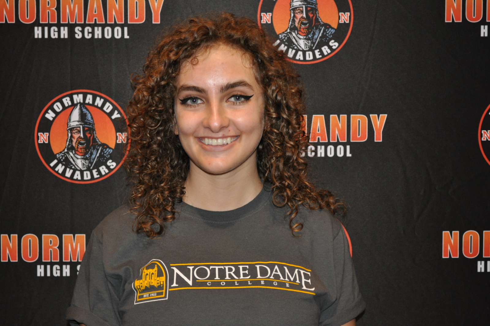 College Bound Invader Profile – Ashley Soltis