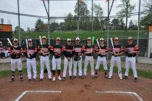 Baseball Senior Night Photo Gallery