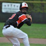 Baseball v Amherst Steele