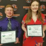 Senior Awards Winners – Courageous Student Award