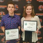 Senior Award Winners – Archie Griffin Sportsmanship Award