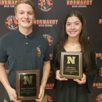 Senior Award Winners – Athlete of the year