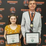 Senior Award Winners – OHSAA Scholar Athlete