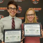 Senior Award Winners – NFHS Award of Excellence