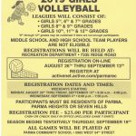 City of Parma Girls Volleyball