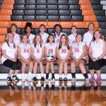 Girls Freshman Volleyball beats Rocky River 2 – 0
