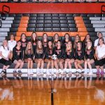 Girls Varsity Volleyball beats Rocky River 3 – 2