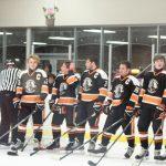 Boys Varsity Hockey ties Chagrin Falls Schools 4 – 4