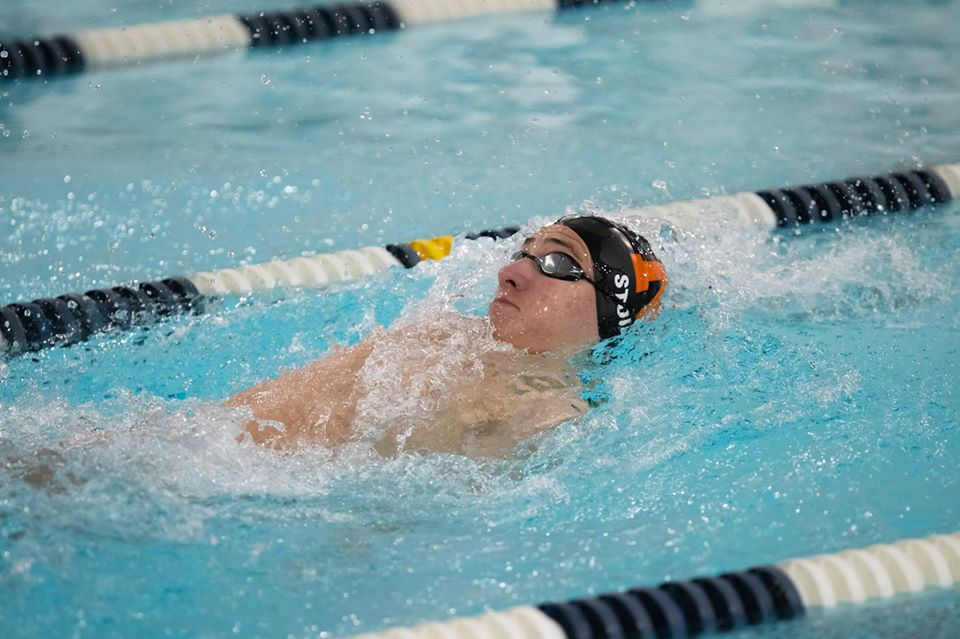 Brandon Stoia to Compete at the Junior National Championships Swim Meet!